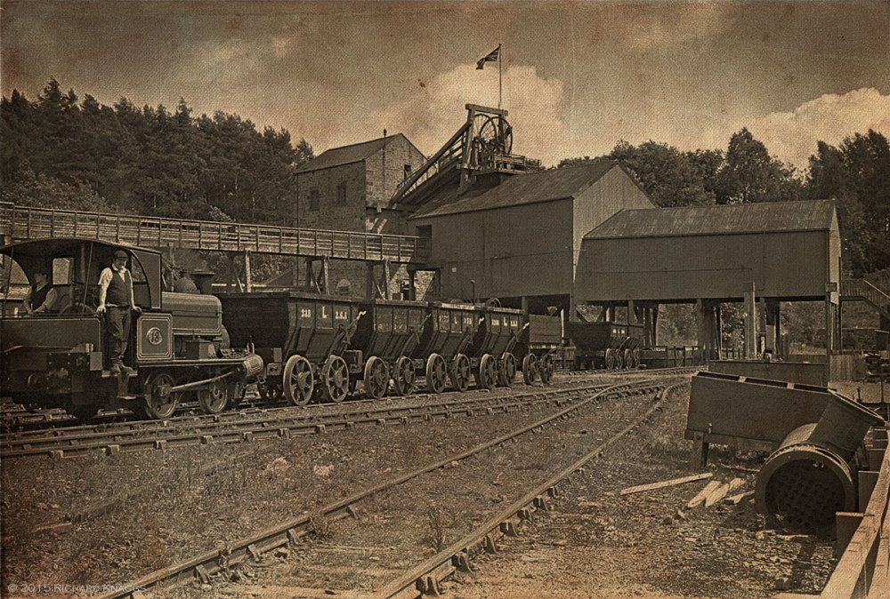 Beamish Colliery