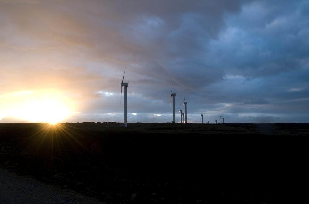 Ovenden Moor Windfarm