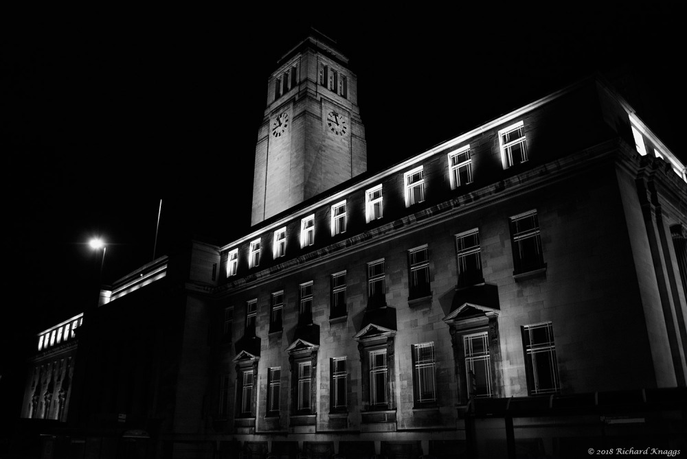 Leeds Parkinson Building